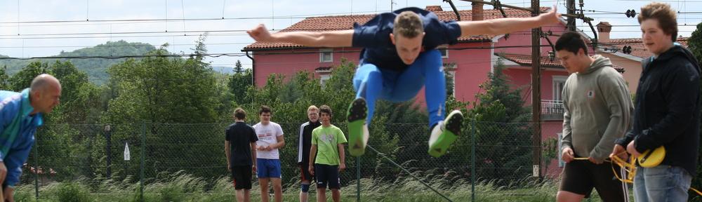 Športna blogosfera OŠ Sežana